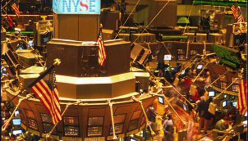 Det har vært krisestemning på verdens børser de siste ukene. Foto: Colourbox.no
