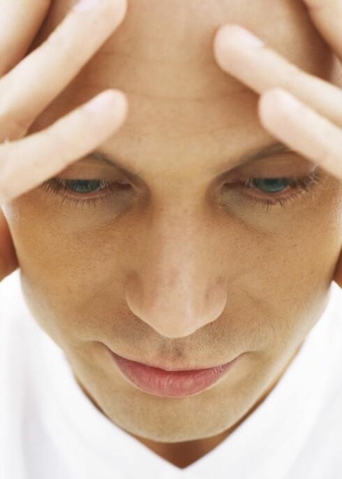 Mannlig type hårtap, som forårsakes av arv, er årsaken til hårtap hos cirka 95 prosent av menn.