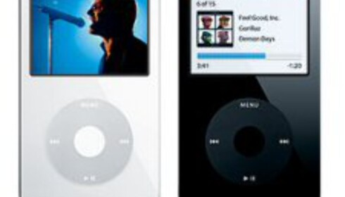iPod uten iTunes