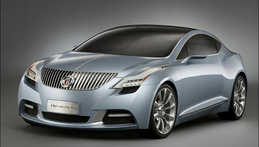 Designen har visse Lexus-aktige trekk