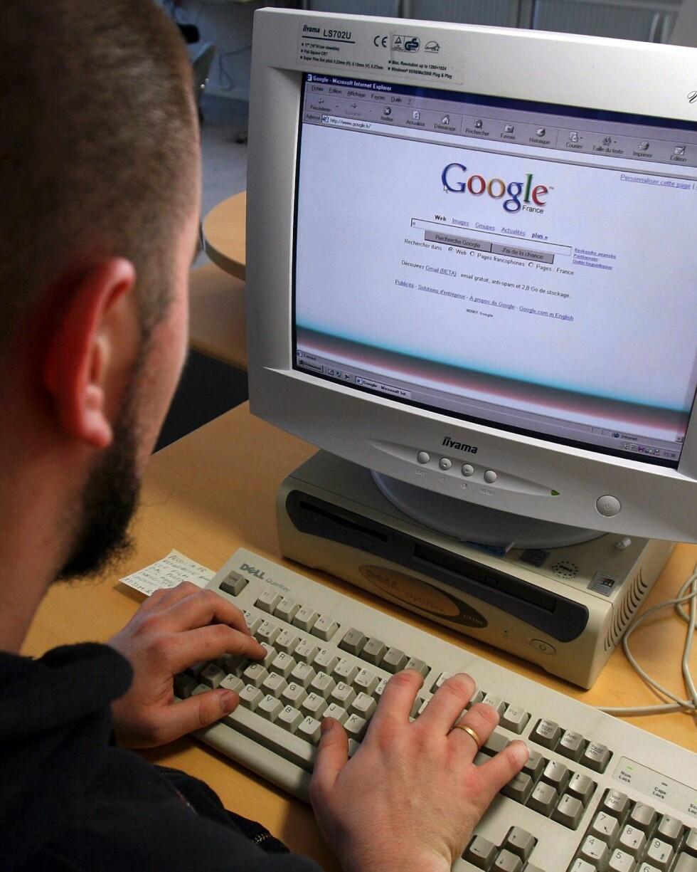 """Juhu! Nå slipper sjøfolk å høre den kjedelige beskjeden: """"bruk det så lite som mulig"""". Internett har kommet for å bli - også på havet. Foto: Colourbox.com"""