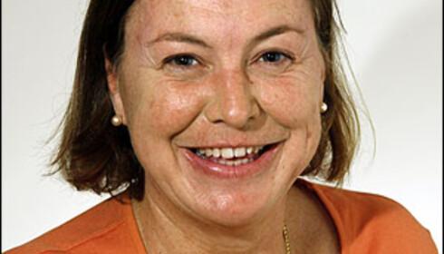 Elisabeth Realfsen leder Finansportalen.no Foto: Per Ervland