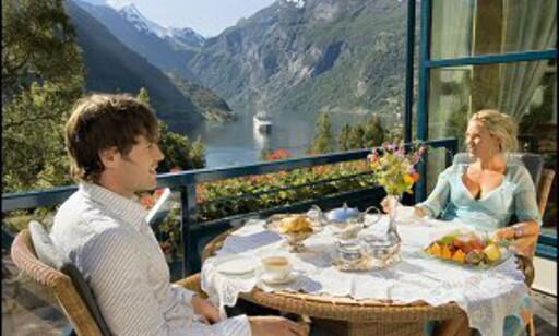 Unn deg norsk gourmetmat i ferien. Foto: Terje Rakke/Nordic Life/Innovasjon Norge