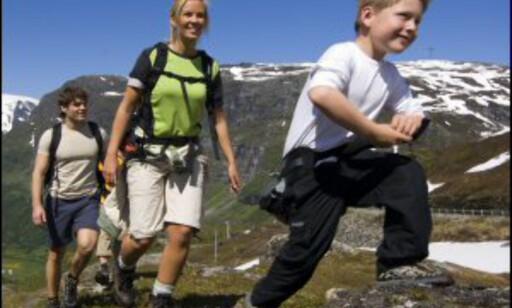 Kom deg til fjells i sommer. Foto: Terje Rakke/Nordic Life/Innovasjon Norge