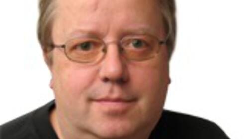 Brynjulf Blix er journalist i DinSide Data