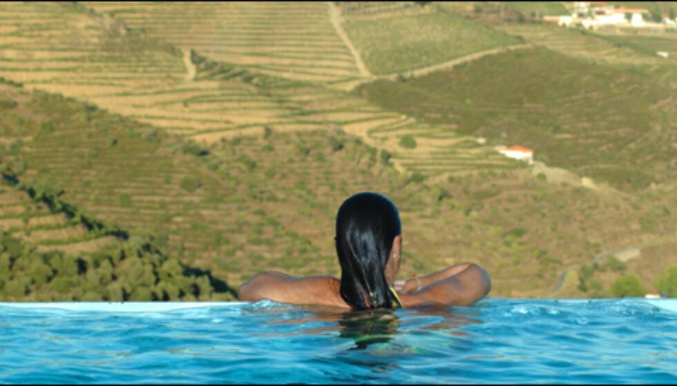 Kunne du tenke deg dene utsikten i Dourodalen?