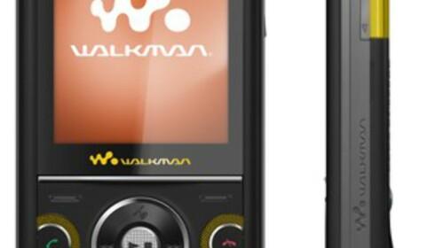 Ny Sony Ericsson med GPS