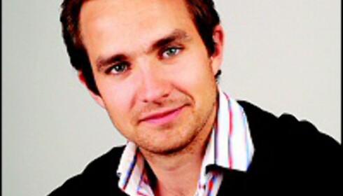 Balder Onarheim, amatørkokk på studentbudsjett.