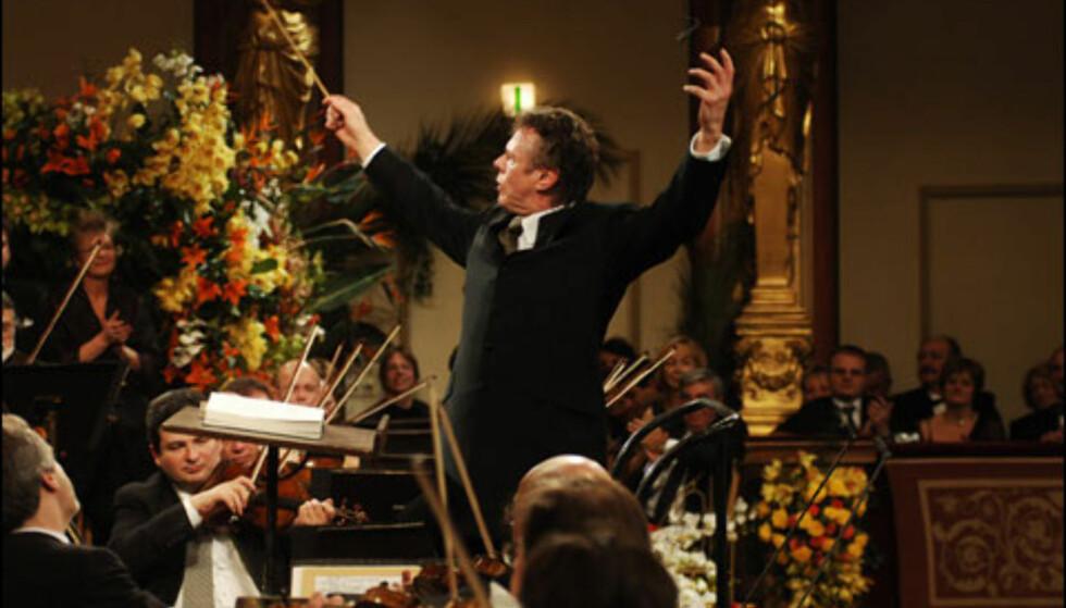 Populær nyttårskonsert.Foto: Wiener Philharmoniker Foto: Wiener Philharmoniker