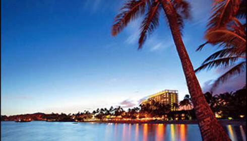 Hawaiisk luksushotell som tilbyr spesialservice - til bikkja! Foto: Kahala Resort