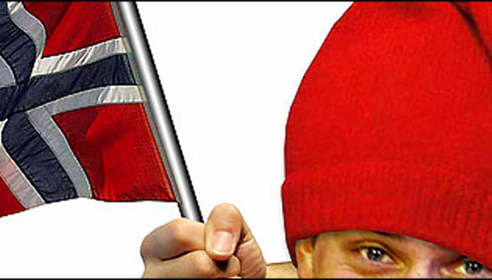Klarer du statsborgertesten? Bilde: Per Ervland.