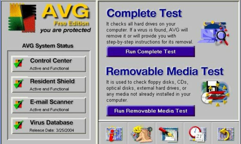 image: Her er de gratis antivirusprogrammene
