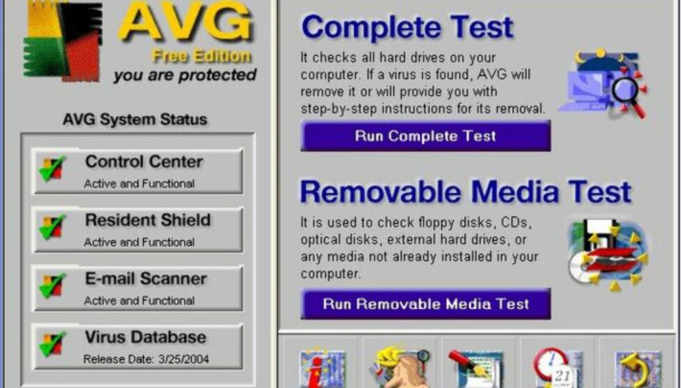 Her er de gratis antivirusprogrammene