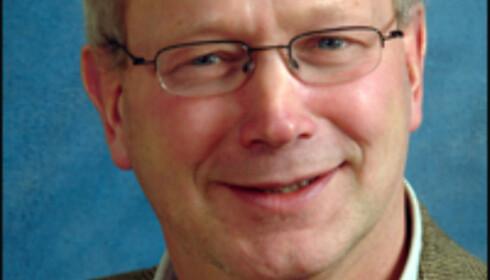 Stein Haakonsen, kommunikasjonssjef i FNH. Bilde: FNH.