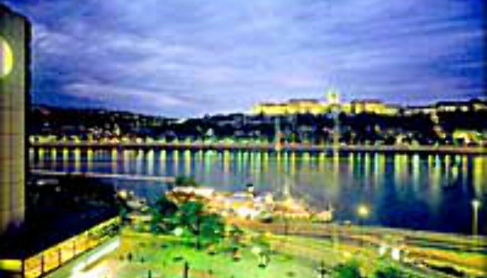 Ny rute: Torp - Budapest