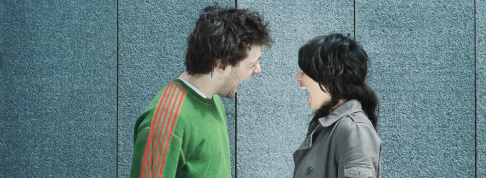Behandler du kjæresten din med mindre respekt enn kassadama på Rema? Foto: Foto: Colourbox.com