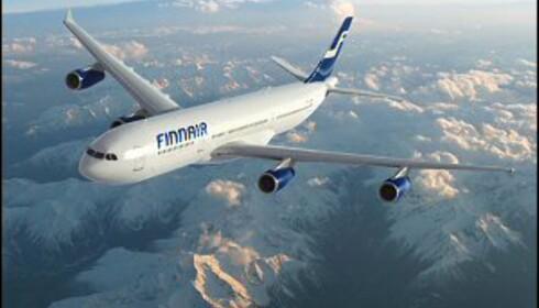 Finnair har gjort suksess av sin asiasatsing, og er også ganske punktlige. Foto: Finnair Foto: Finnair