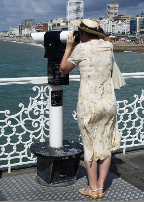 <strong>Book drømmeferien, selv om du må reise alene! Illustrasjonsfoto:</strong> Colourbox.com Foto: Colourbox.com