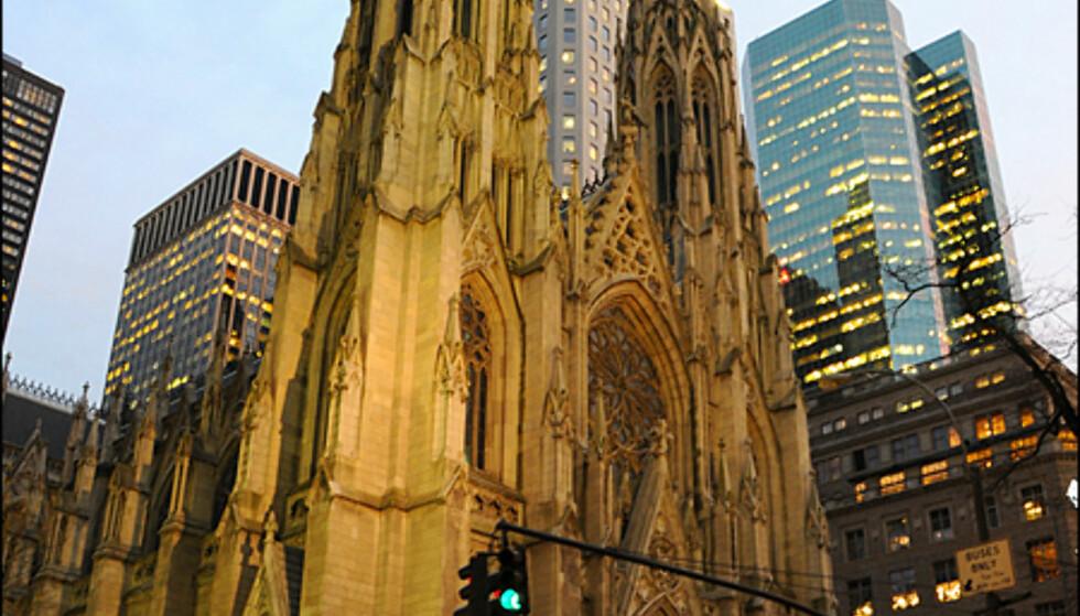 Kontrastene i New York by er mange. Noe som kan gi en spennende opplevelse i førjulstiden.
