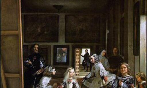 Las Meninas - Velazquez mest kjente verk.