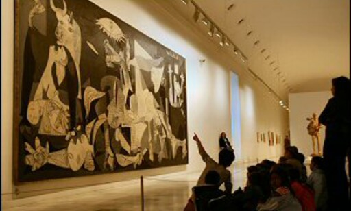 Guernica - Picassos viktigste verk.