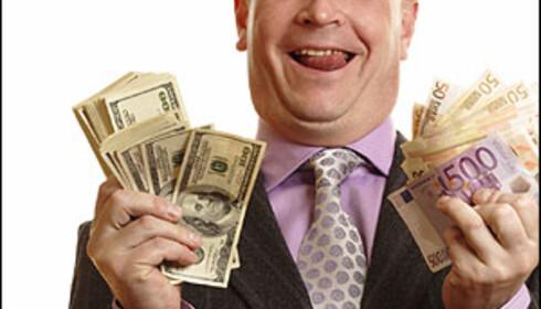 Vi blir glad for belønning, men aller mest fornøyde er vi ikke før vi vet at vi tjener mer enn kollegaene våre. Illustrasjonsfoto: iStockphoto.com