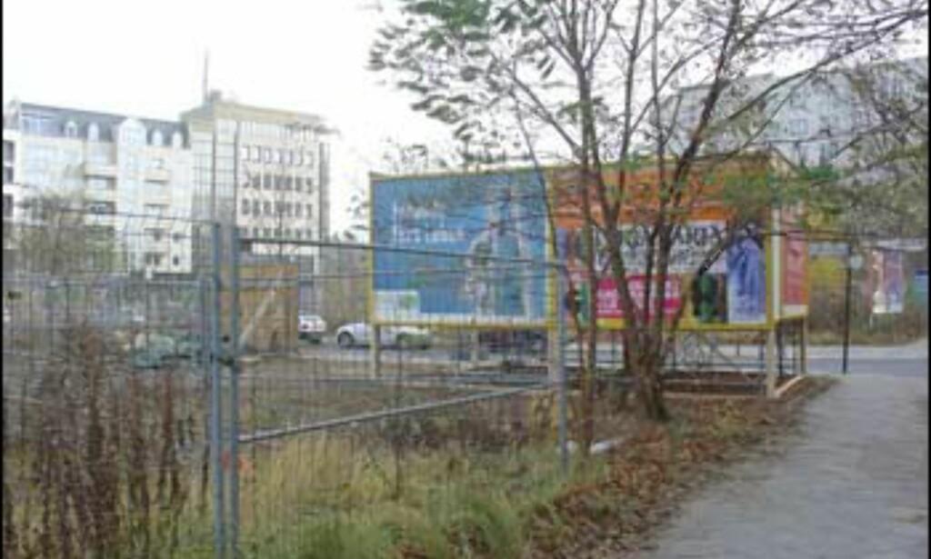 Hotellet blender inn i omgivelsene.  Foto: etienneboulanger.com