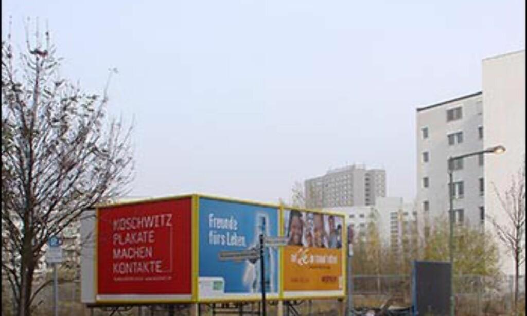 Vi vet ikke om det nytter å spørre etter veien til dette hotellet ... Foto: etienneboulanger.com