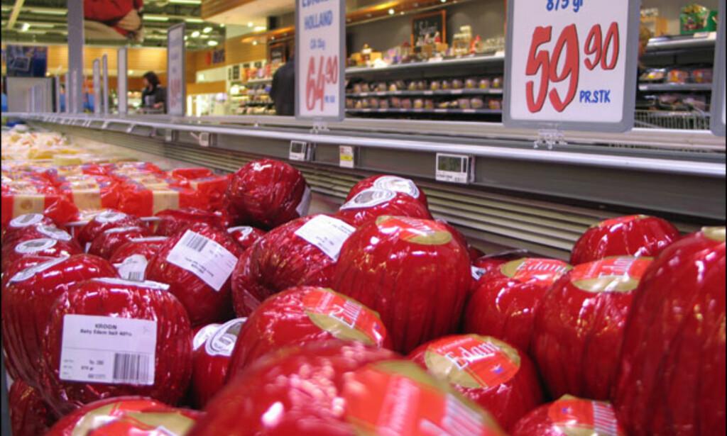 image: Stor pristest på julemat i Sverige