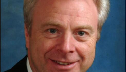 Arne Skauge, administrerende direktør, FNH.