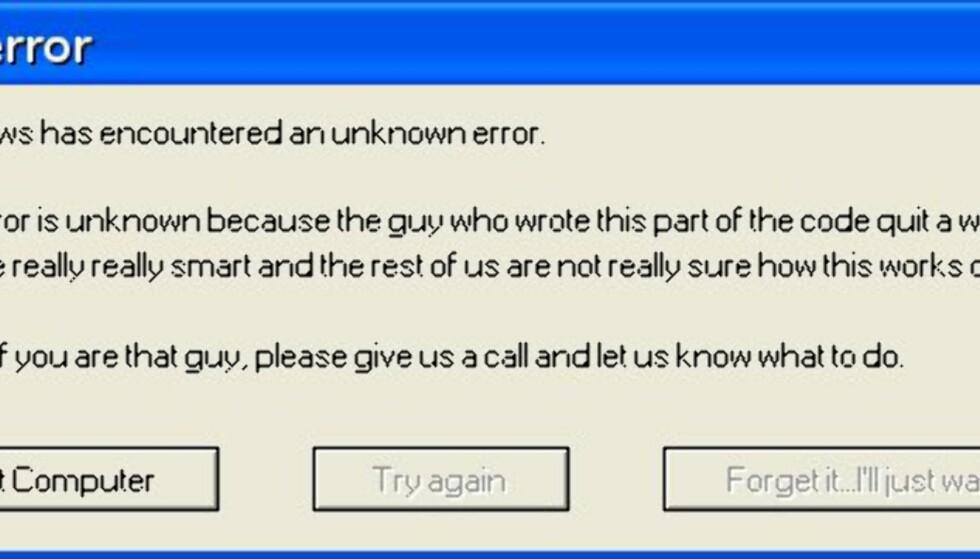Hva om Microsoft lagde Gmail?
