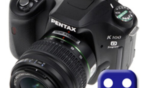 Pentax K100D Super