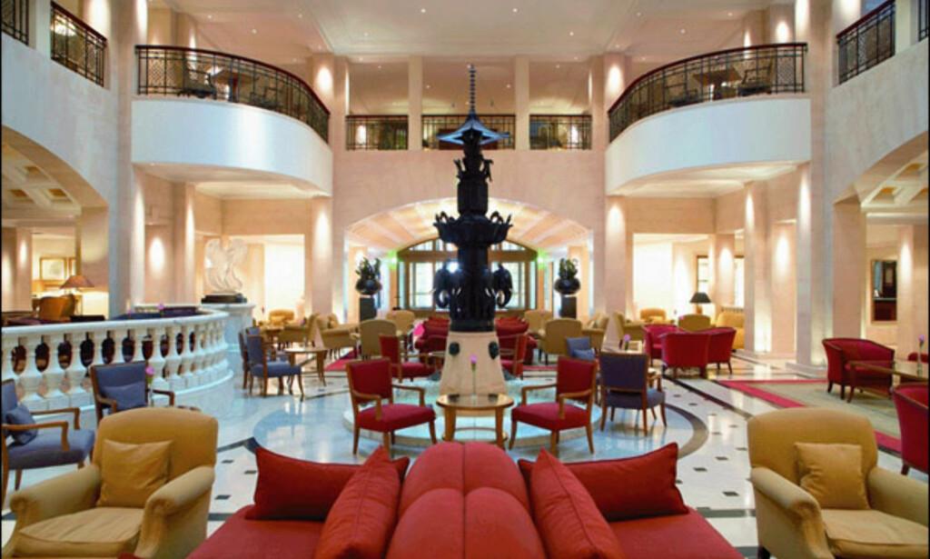 Hotel Adlon Kempinski, Tyskland.