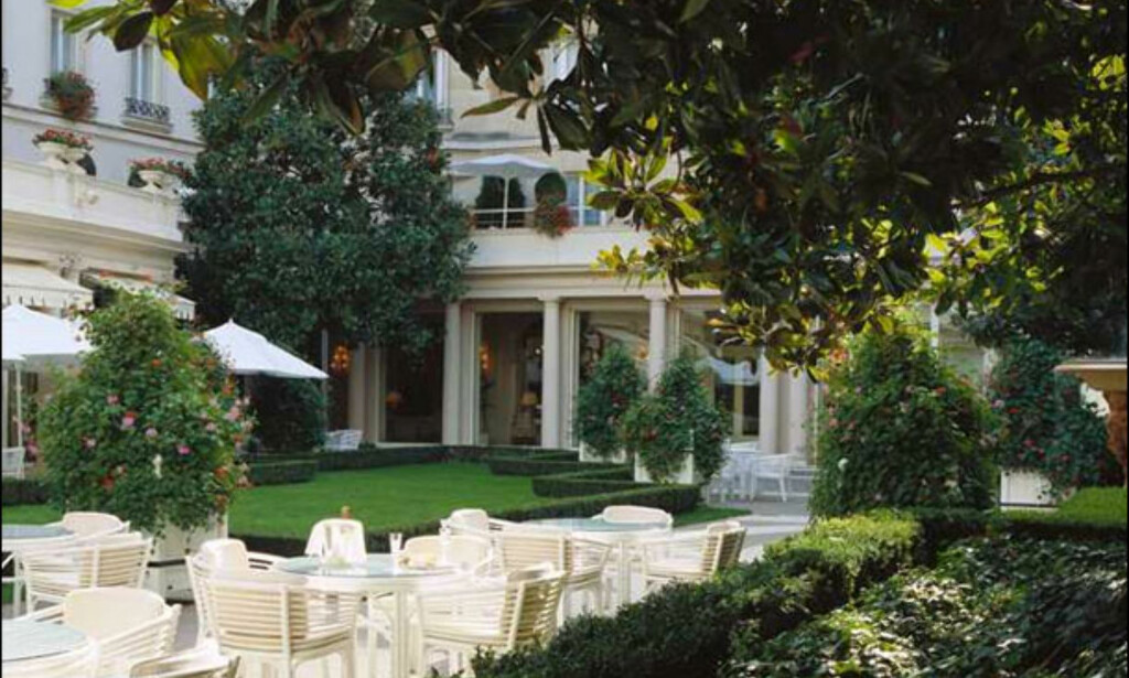 Hotel Le Bristol Paris, Frankrike