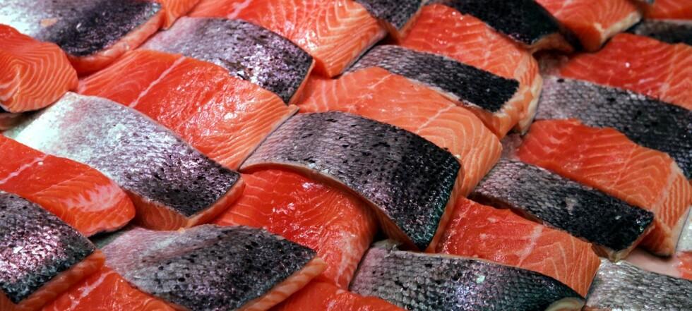 I tillegg til sollys er fisk som laks og marell, gode kilder til vitamin D. Foto: Colourbox.com Foto: Colourbox.com
