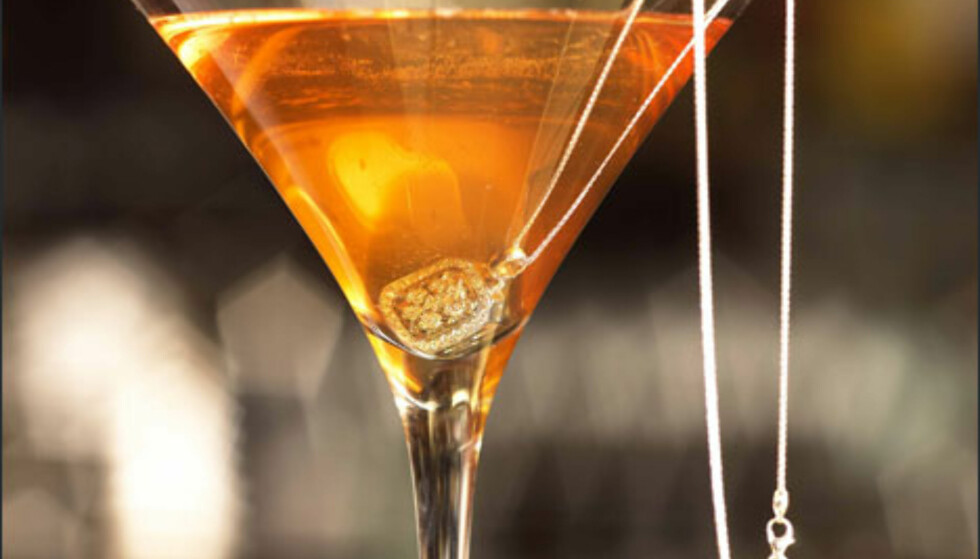 Diamant-cocktail. Foto: Sheraton Park Tower hotel