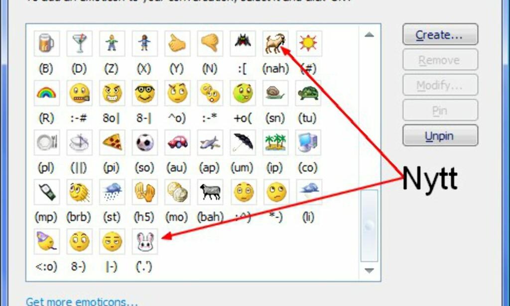 image: Se bildene fra nye Messenger