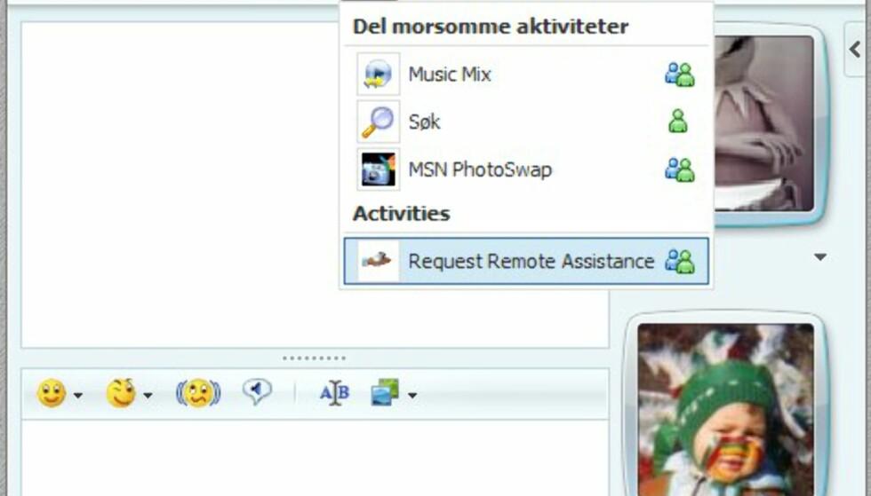 Se bildene fra nye Messenger