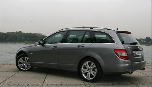 Mercedes-Benz C-klasse stasjonsvogn