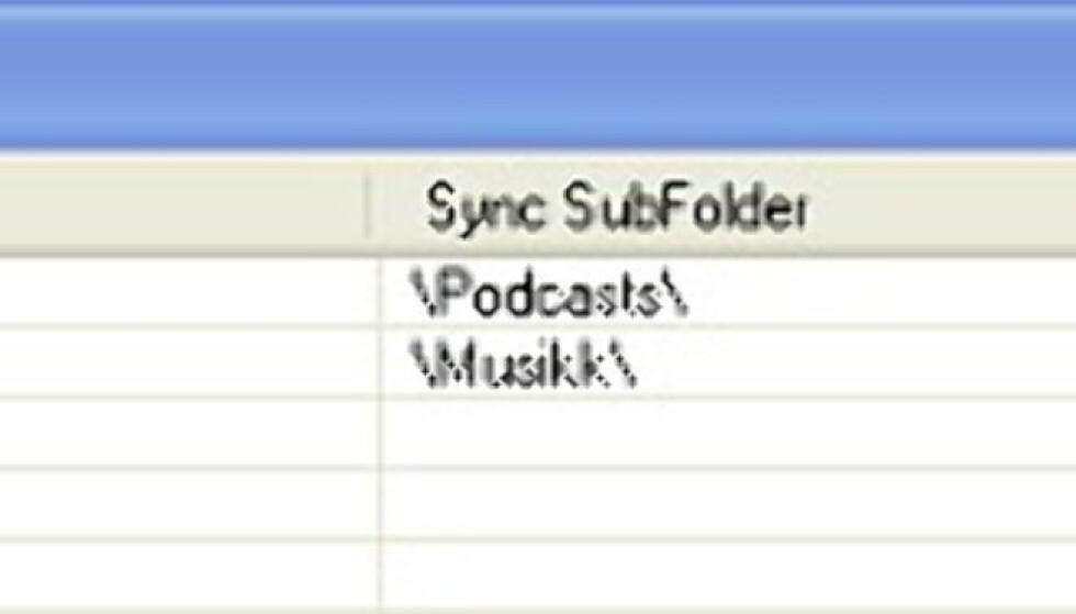 iTunes uten iPod