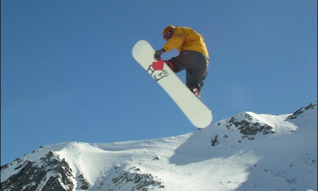 Ski i New Zealand er på høyde med alpene. Foto: sxc.hu