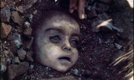 Tusenvis døde på grunn av utslippet i Bhopal.  Foto: The Bhopal Medicine Appeal