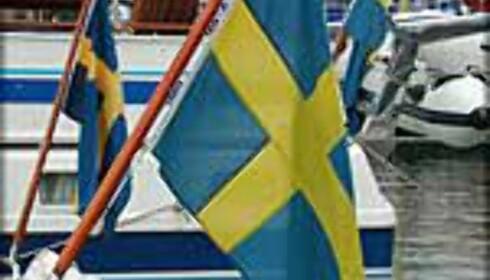 Flere svensker ferierer i Norge