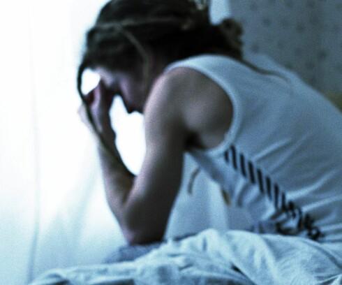 VANSKER: En av fem unge vil en eller annen gang slite med psykiske vansker. Illustrasjonsfoto: Colourbox.com Foto: Colourbox
