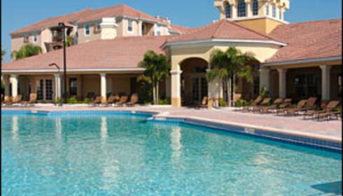 En leilighet i dette bofelleskapet i Vista Cay,Orlando, koster fra 255 000 dollar. Her har du fritt leide for utleie. Stadig flere turister til området krever også flere fastboende, kanskje dette er en god investering?