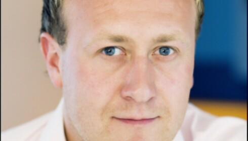 Øyvind Vederhus i NetCom tror på fastprisvarianter for mobilleverandører. <i>Foto: NetCom</i>