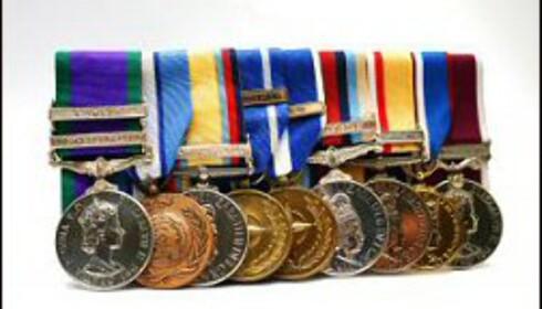 Etterlyst i Polen etter medaljekjøp