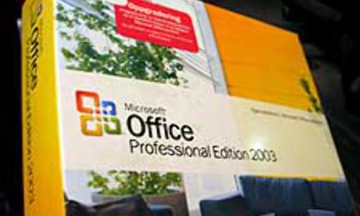 image: Ny service-pack til Office 2003
