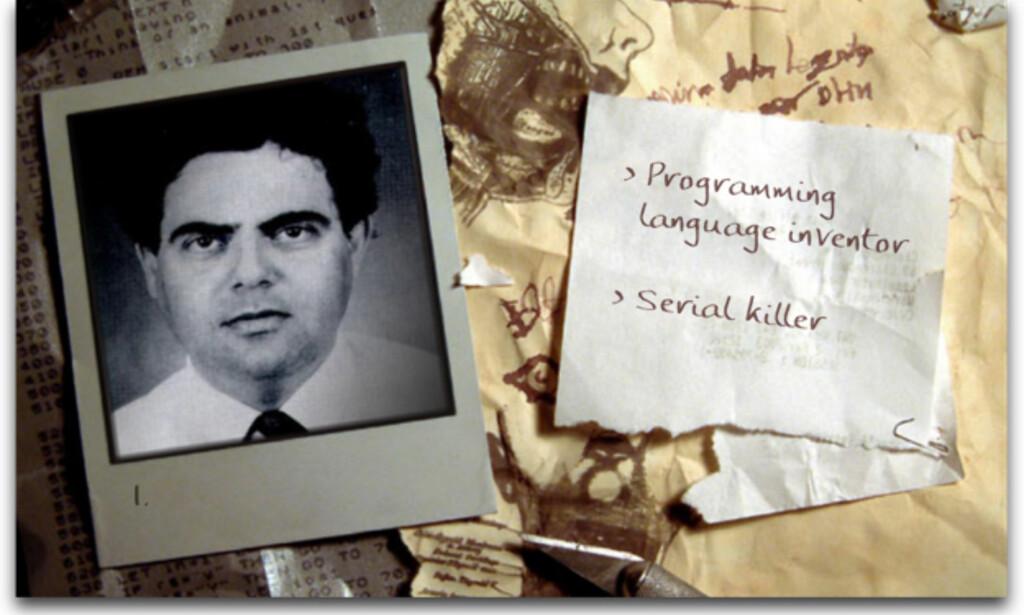 image: Hvem er nerd og hvem er seriemorder?