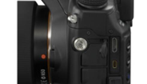 Sony i strupen på Canon og Nikon